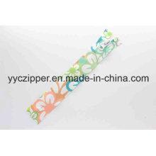 3 # cremallera decorativa Nylon cremallera impermeable C / E