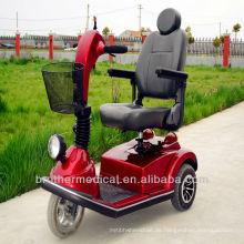 Heavy-Duty 3-Rad Elektromobilität Roller für Behinderte & Ältesten