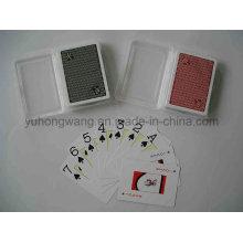 Tarjeta de juego de cartas impresas, juego de mesa con caja de PP