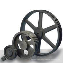 Custom High Quality Aluminum Pulley