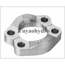 Raccords de tubes en acier hydraulique Brides