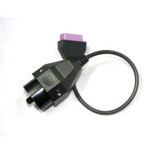 Диагностический кабель BMW 20pin БД с фиолетовым цветом