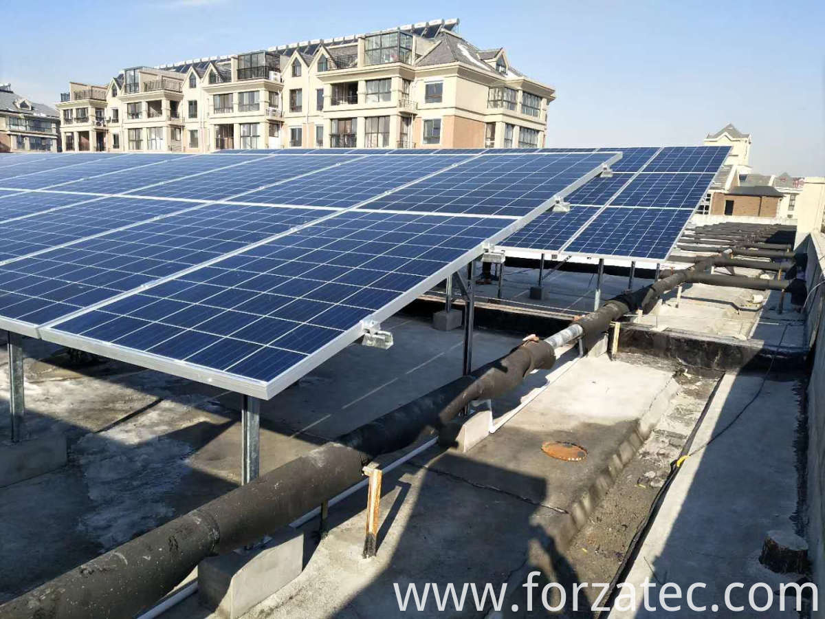 40KW Solar Photovoltaic Power System