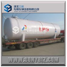 100m3 LPG Speicher Tank LPG Tank ASME Propan Tank