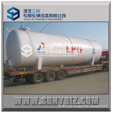 100m3 LPG Storage Tank LPG Tank ASME Propane Tank