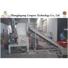 Plastikzerkleinerungsmaschine, Haustier-Flasche, die Zerkleinerungsmaschine, PP / PET Film Cruher Maschine aufbereitet
