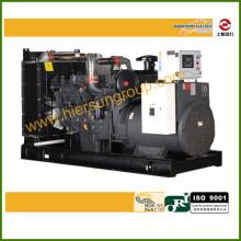 Gerador de diesel de nível II de baixa emissão