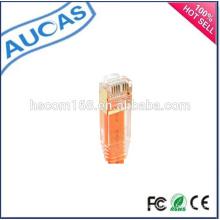 Porzellan Fabrik besten Preis flache Patchkabel / Systimax Jumper Kabel / Netzwerkkabel / cat5e cat6 cat7 utp ftp Patchkabel