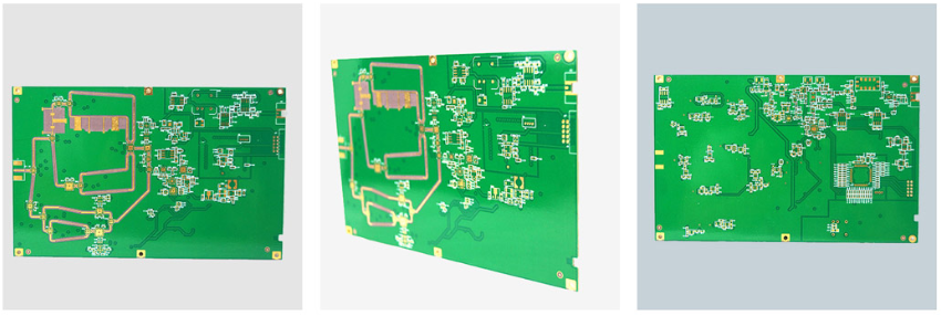 6-layer Immersion Gold F4B High Frequency RF Circuit Board