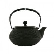 2018 Black Cast Iron Teapot