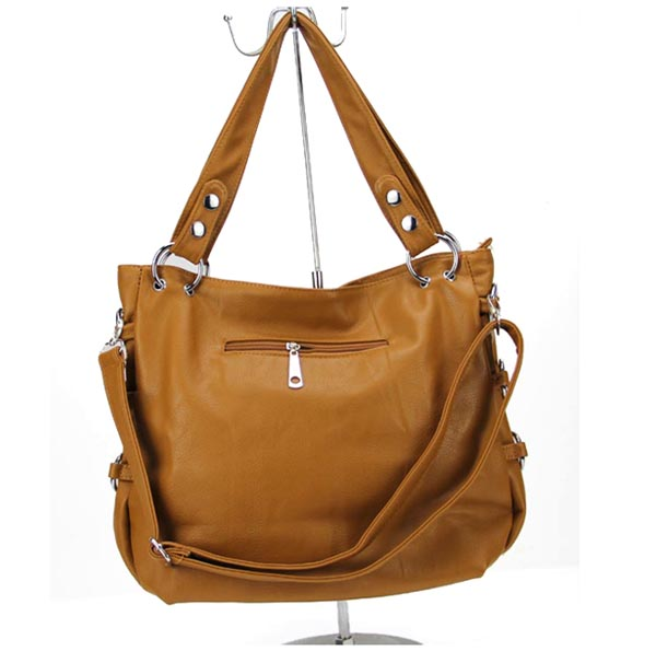 Leather Cross Body Handbag