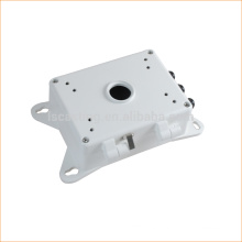 Aluminum die casting electrical power distribution box and electrical metal switch box