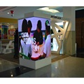 P1.9 P2.6 P3.9 Display a LED a sospensione