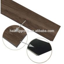 Vinyl flooring plank with click system pvc click flooring planks