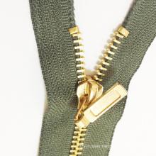 2016 Brass Open Zipper for Garments