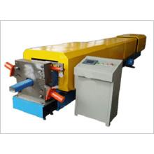 Galvanisierte Stahl Downspout-Rohr-Rolle, die Maschine bildet