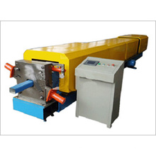 Material Thickness 0.5-0.6mm Square Downspout Roll Forming Machine