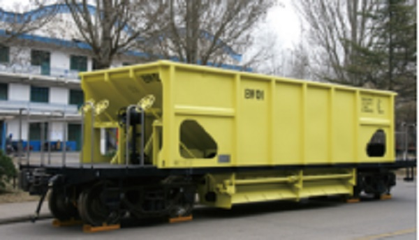 coal hopper wagon