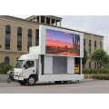 Outdoor High Definition Mobiele Truck LED-display