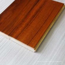Piso de engenharia de teca larga largura (piso de engenharia de teca)