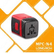 Multi Travel 110-240V plug adapter Универсальный адаптер зарядного устройства для путешествий с двойным USB