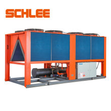 Industrial Air Conditioning Air-Cooled Cooling Water Chiller System R22/R410A