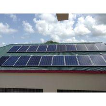 4000W an der Wechselstrom-DC-Sonnenkollektor-Netz-System-Station
