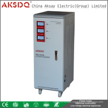 Hot TND 30KVA Single Phase Servo Motor Automatic AC Power Supplier Voltage Stabilizer With LED LCD Display