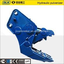Demolition tools excavator hydraulic concrete crusher / pulverizer