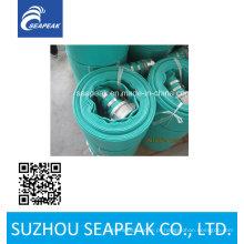 Mangueira de Layflat de PVC de alta pressão para irrigação e drenagem de terras