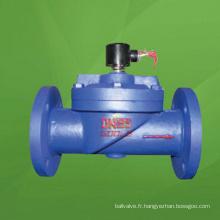 Électrovanne pour l'eau (GAZCS)