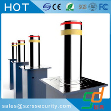 Stainless Steel Parking Hydraulic System Rising Bollards