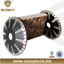 Contínuo Rim Agressivo Turbo Concave Diamond Blade