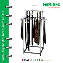 Belt and tie display stand rack display