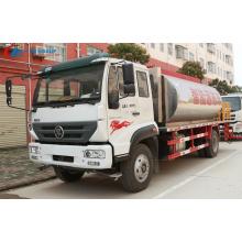 Caminhão SINO novo com máquina distribuidora de asfalto