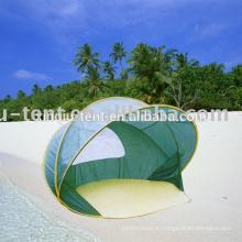 Новый дизайн хорошее качество хлопает вверх шатер пляжа