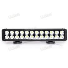 Barra de luz LED CREE de doble fila de 12V / 24V 20 pulgadas 240W, luz de trabajo LED