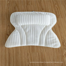 Bath Pillow SPA Pillow with Cups
