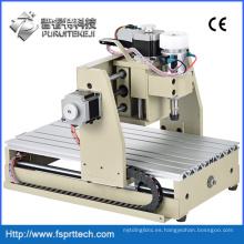 Máquina cortadora y talladora de grabado en madera CNC con certificados CE