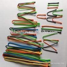 Галстук силиконового кабеля для шестеренок многоразового использования