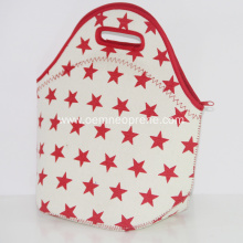 Functional Red Star School Lunch Box