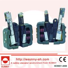 Engrenagem da segurança da peça do sistema de segurança do elevador (SN-SG-AQ10)