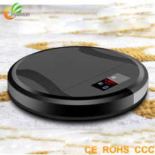 Auto Robotic Vacuum Cleaner with Self Charging