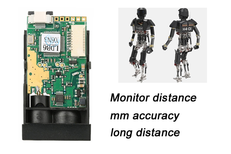 30m Range Sensor in Robotics