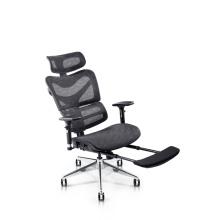 chair footrest ergonomic mesh office chair furniture