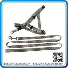 Design Own Logo Halsband mit Metallhaken für Haustier