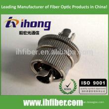ST / UPC Singlemode Optisch mechanisch einstellbar Dämpfungsglied 0-30db