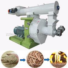 Máquina de pelletización de madera de la máquina del anillo del CE para la venta