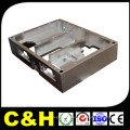 China OEM CNC Machining Anodizing Aluminum/Steel/Brass/Plastic Parts