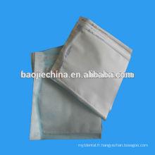 Sacs jetables médicaux d'autoclave pour stérile à la vapeur